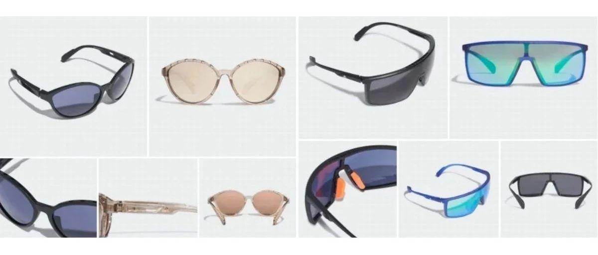 Adidas新款骑行眼镜 Kolor Up技术加成