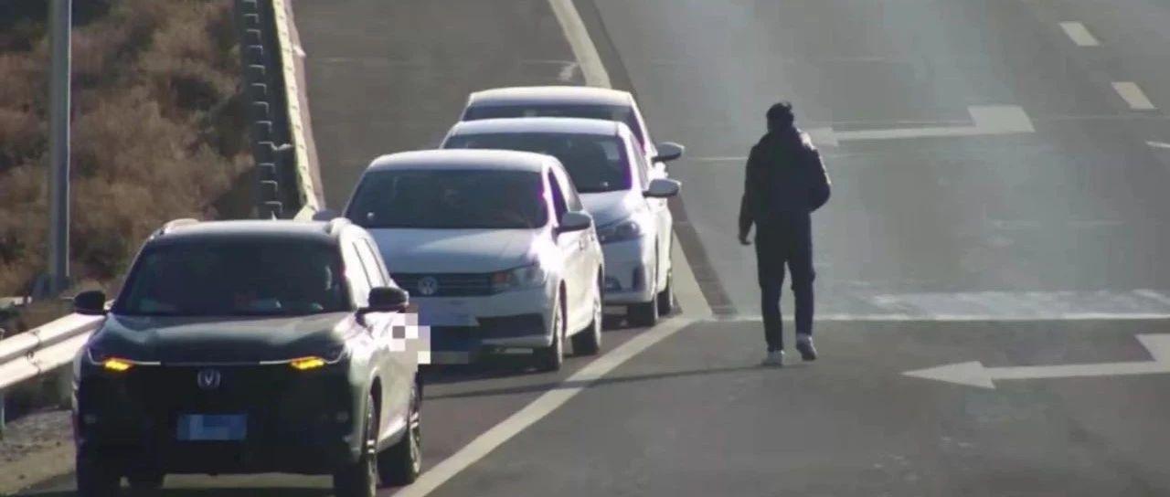 尴尬丨福银高速中卫银川分叉口,几辆娶亲婚车跟丢了……