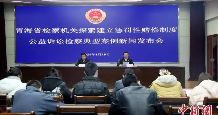 青海:发布4件探索建立惩罚性赔偿制度公益诉讼检察典型案例