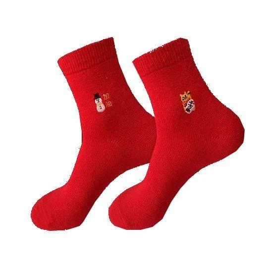 本命年穿兔羊毛开运袜,红红火火一整年!