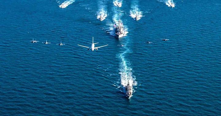 美国公开了本国海军对其他国家的侵略意图