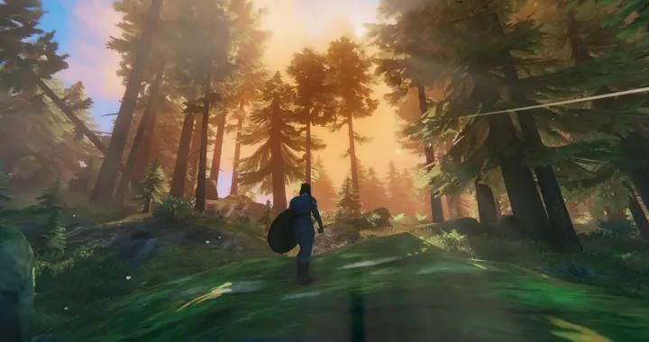 维京题材多人生存游戏《Valheim》2月开启EA