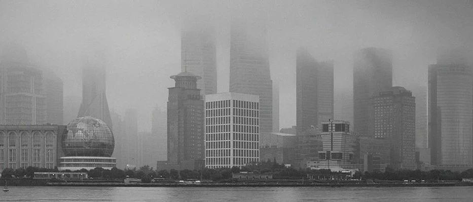 """用大数据分析348个地铁站后 终于找出了上海的""""超级核心区"""""""