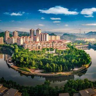 """重庆市7个区被命名为""""国家卫生区"""""""