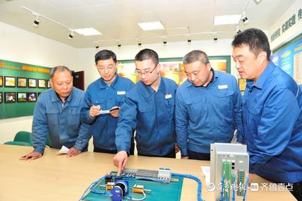 国网宁阳县供电公司被命名为泰安市全员创新企业