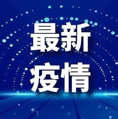 2021年1月19日重庆市新冠肺炎疫情情况