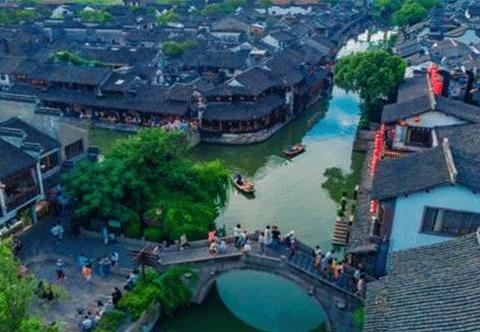 """浙江又一古镇走红,被称""""活着的老杭州"""",门票免费风景不输西塘"""