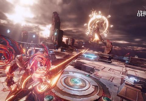 一款游戏数十种玩法,战神遗迹首测放大招,最值得期待手游预定?