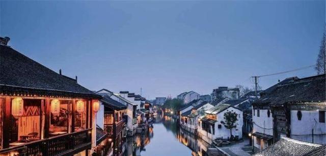 """嘉兴重建""""新西塘"""":距西塘古镇17公里,免门票,却鲜为人知"""