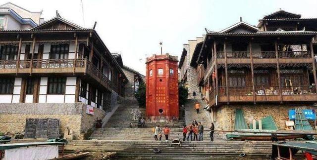 """鲁商故里,山东东方华尔街民间记忆的周村古镇,被誉为""""旱码头"""""""