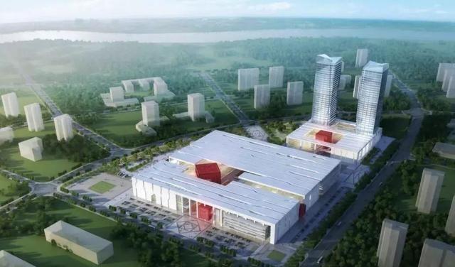 衡阳国际会展中心最新消息!承建商将是……