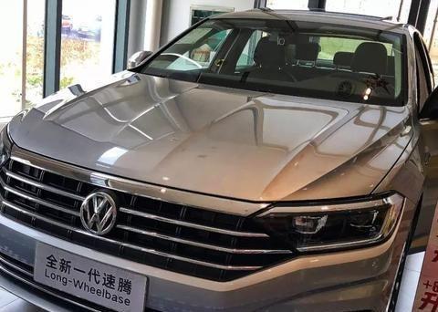 最高3万元优惠,新速腾表示,紧凑级轿车也要有高级感