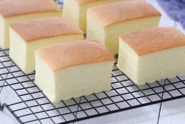 山东欧米奇配方分享:酸奶油古早蛋糕,比戚风更好做