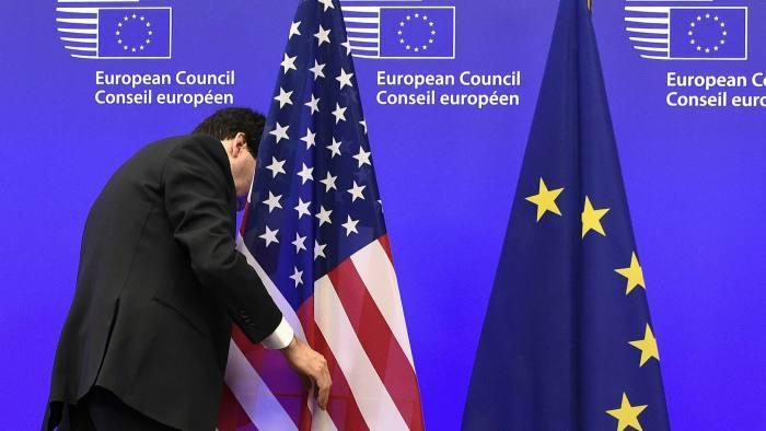 欧盟向拜登提议建立跨大西洋关系新协议