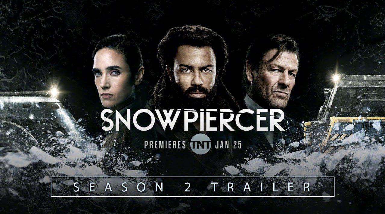 第二季还没开播,美剧《雪国列车》Snowpiercer 就获第三季续订!