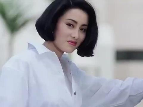 十大港圈影史美人,邱淑贞Z美的不可方物,林青霞回眸一眼是心动