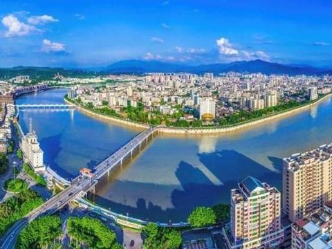 """广东一员""""福将"""",梅州代管的县市,钒钛磁铁矿远景储量4.5亿吨"""