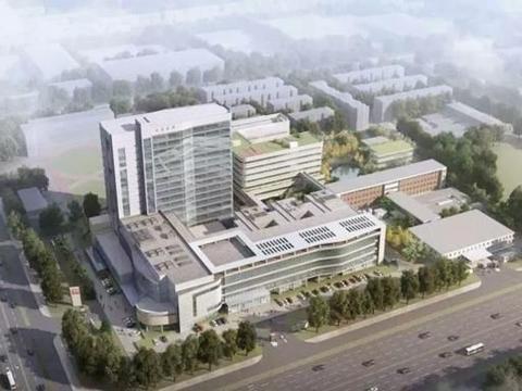 海南这座县级市建一座医院,拟设15个诊疗单元,预计2022年建成