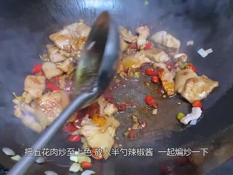 大厨教你干锅土豆片正确的做法,比肉吃着还香,好吃下饭!