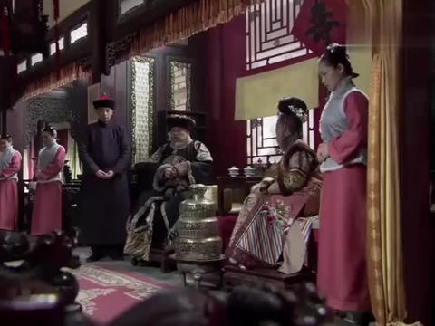 和纪晓岚调查皇上情史,谁知太后也跟踪八卦,太可爱了