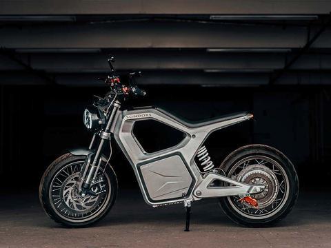 电动摩托车Metacycle,犹如从赛博朋克2077中驶来