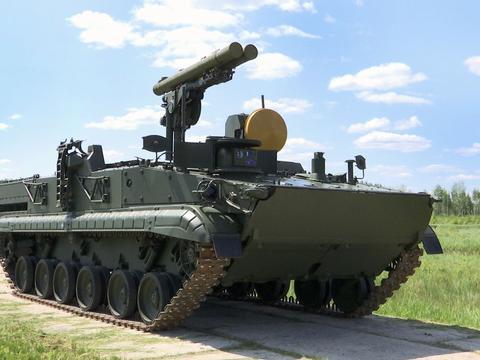 菊花-S反坦克系统,满足全天候作战,综合性能大幅领先!