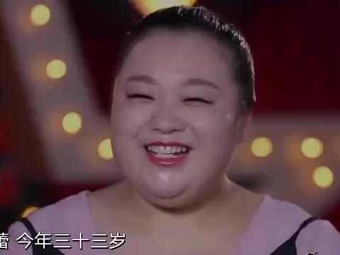 210斤主妇自学花腔美声,天籁歌声感染舞台,蔡国庆忍不住尝试