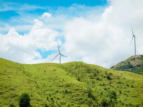 广西梧州有一处风光迷人的山地景致,游客不多且风景优美