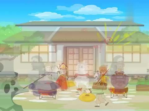 西游记:庄上的神仙是妖怪,想要他保护村庄,就得献上童男童女