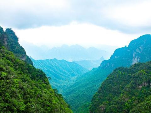 广西的秘密仙境,杜鹃花的盛开之地,这里才有真正的山间画卷!