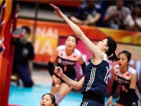 中国女排10年来天才球员!朱婷是百年一遇,这一位你看好吗?