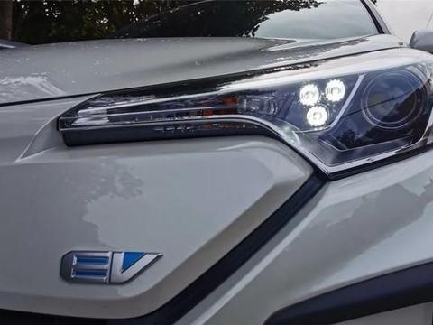 回归汽车本色,试驾广汽丰田C-HR EV