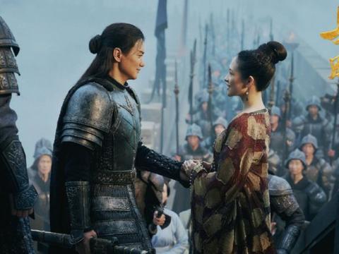 """《上阳赋》二皇子,戏里是帅气""""双面人""""!"""