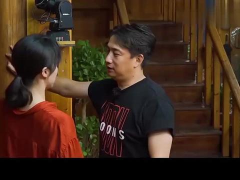 刘若英为黄磊痛哭,意外暴露两人的绝密情史,原来孙莉被骗了17年