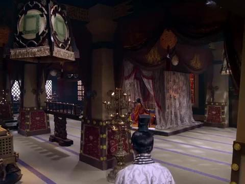 秀丽江山:过姗彤被困北宫,生辰只有儿子知道,一家团聚好奢侈!