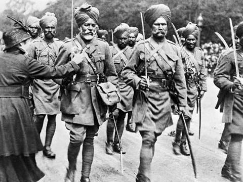 印度士兵待遇很差,为什么不反抗