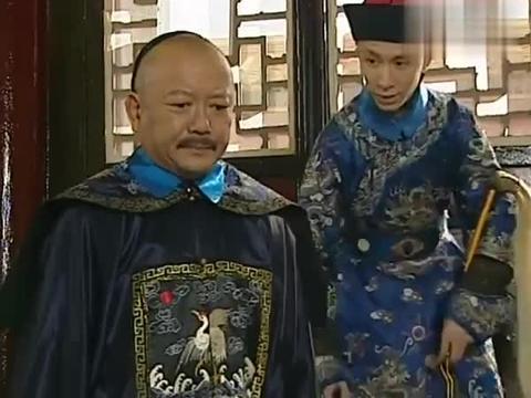 和珅要想办法拦住纪晓岚,看到这个恶婆娘,他竟要刘全请去和府!