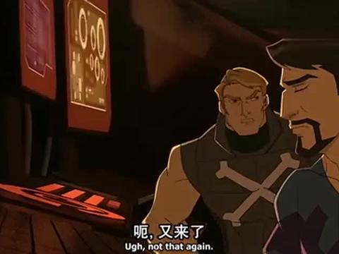没有盾牌和战甲,钢铁侠与美队战斗力飙升!
