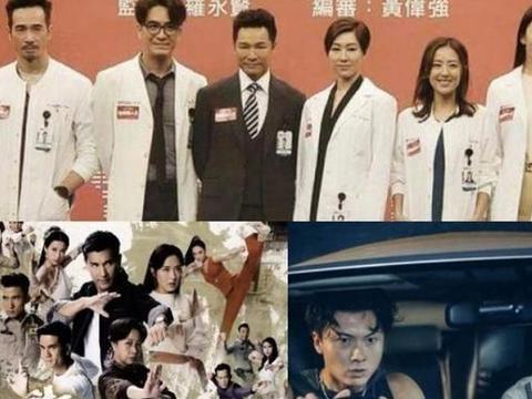盘点2021年TVB剧集 陈展鹏强打王浩信