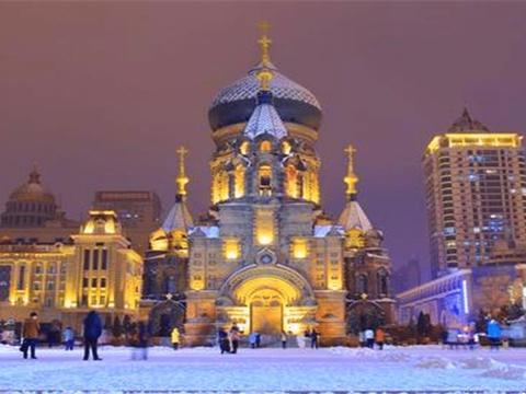 """我国""""最大""""的省会,面积是上海的8倍,被称为""""东方莫斯科"""""""