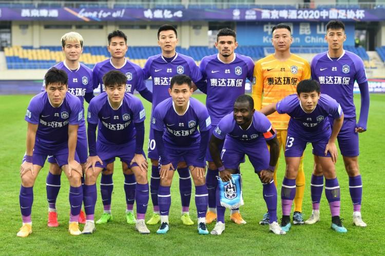 津媒:许多天津球迷认为津门虎代表天津人精气神,望球队多争荣誉