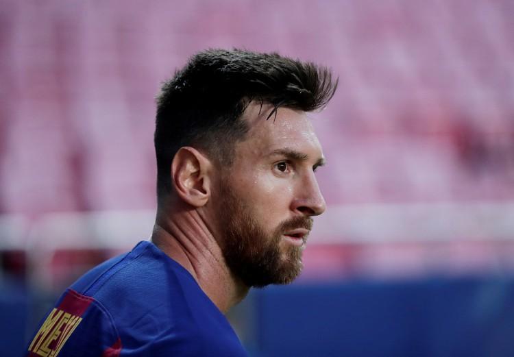 波切蒂诺:梅西曾接近租借西班牙人 协议都谈好了但……