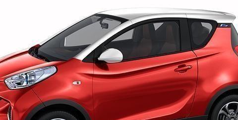 微型车行业的奇瑞小蚂蚁擅长刹车,配置高,长在续航