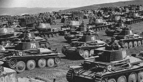 二战机械化师与装甲师区别在哪,为什么现在统称重装师