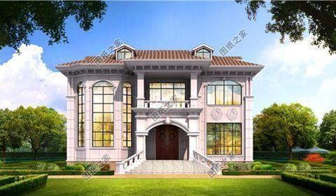 农村建房二层楼房设计图,简单大气的好户型,先收藏好开春就建房