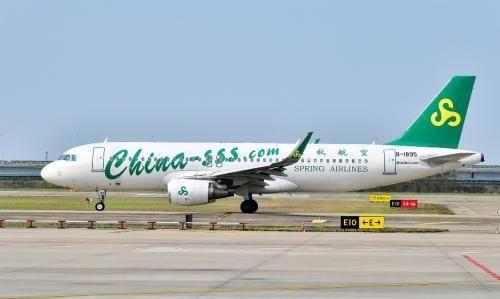 春节抢票回家,春秋航空为你助航!