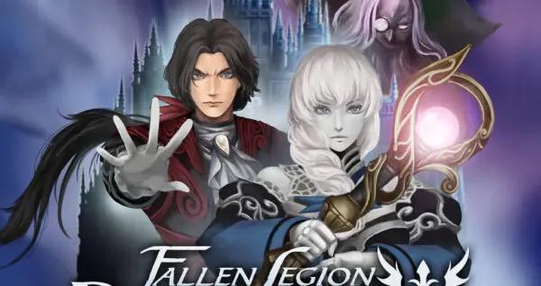 策略RPG游戏《堕落军团:复仇者》试玩版推出
