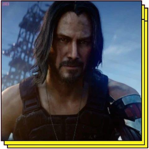 《赛博朋克 2077》的强尼 · 银手!为什么人人都爱基努里维斯?