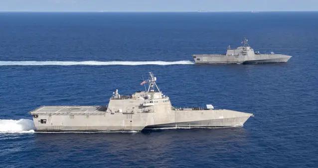 美国海军升级滨海战斗舰