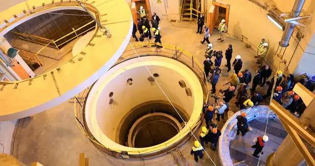伊朗无视美国制裁,开建第二个核反应堆,距离能造核弹又进了一步
